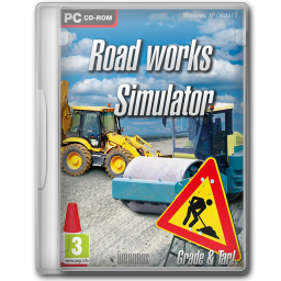 Roadworks Simulator icon