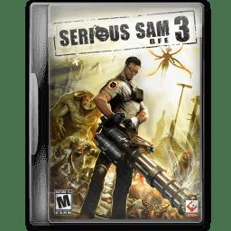 Serious Sam 3 BFE icon
