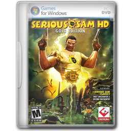 Serious Sam HD Gold Edition icon