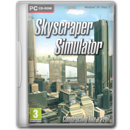 Skyscraper Simulator Icon | Game Cover 48 Iconset | Jeno-Cyber