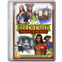 The Sims Medieval Pirates and Nobles icon