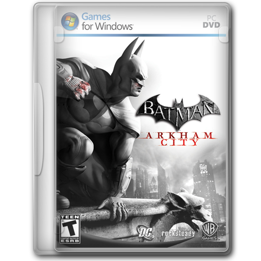 Batman-Arkham-City icon