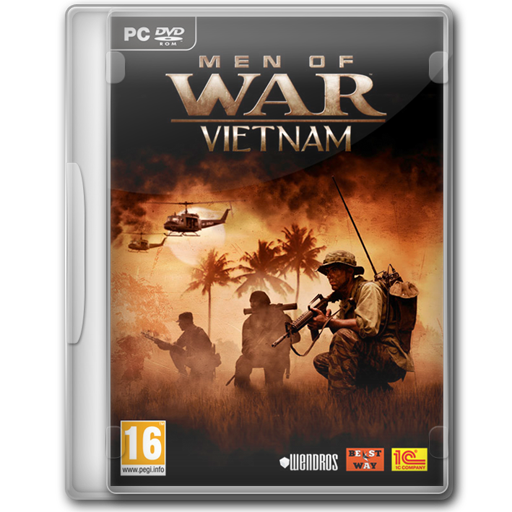 Men of War Vietnam FB icon