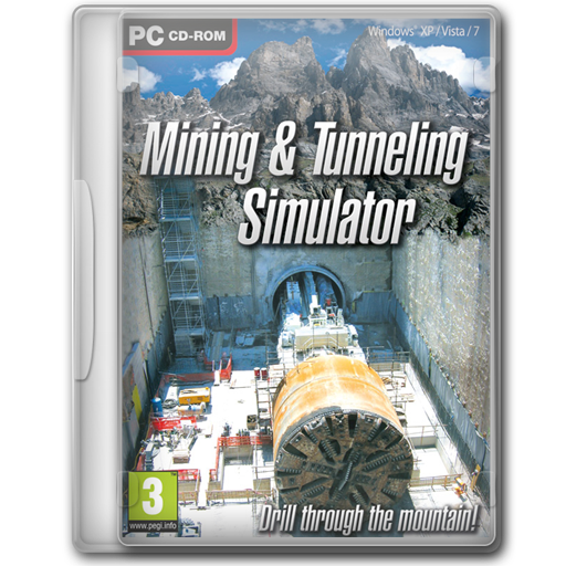Mining-Tunneling-Simulator icon