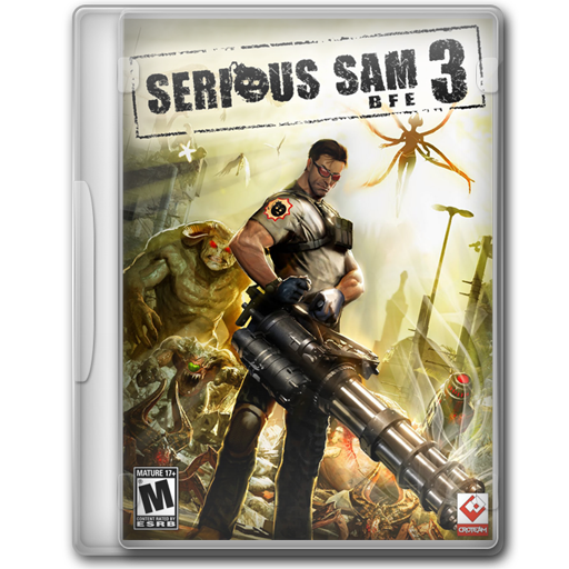 Serious-Sam-3-BFE icon