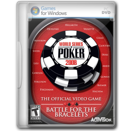 World Series of Poker 2008 icon