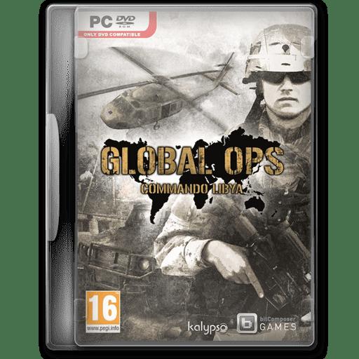 Global Ops Commando Libya icon