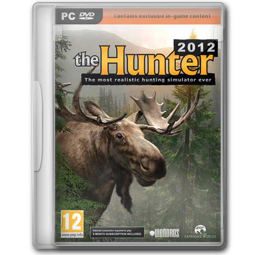 The Hunter 2012 icon