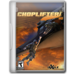 Choplifter HD icon