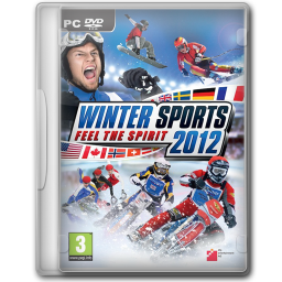 Winter Sports 2012 Feel the Spirit icon