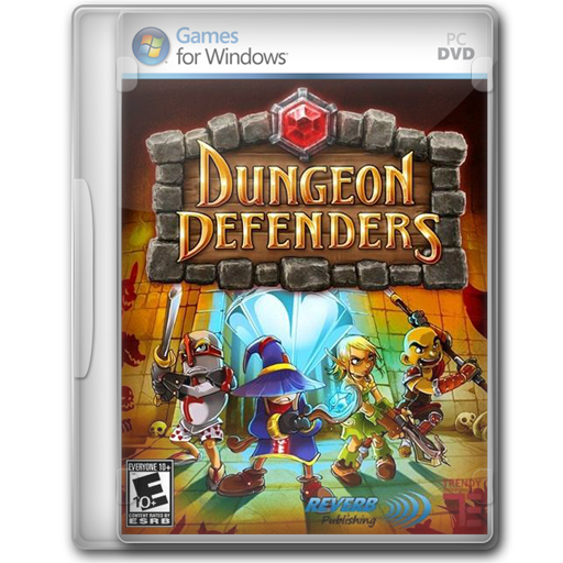 Dungeon-Defenders icon