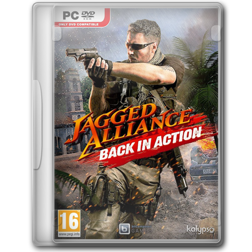 Jagged Alliance Back in Action icon