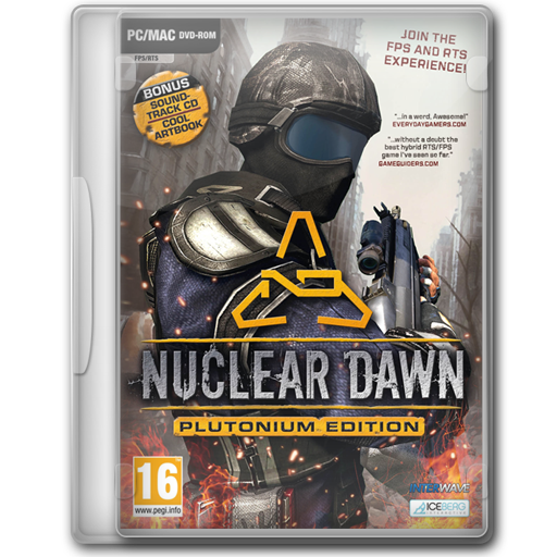 Nuclear Dawn Plutonium Edition icon