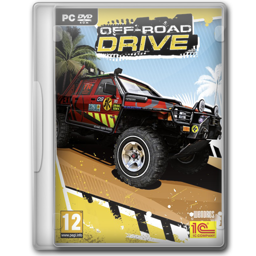 Off Road Drive icon