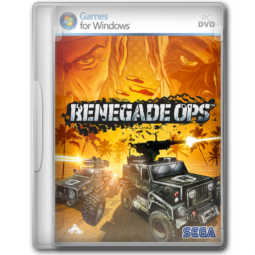 Renegade Ops icon
