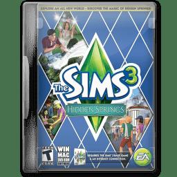 The Sims 3 Hidden Springs icon
