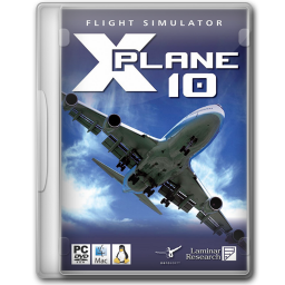 X Plane 10 icon