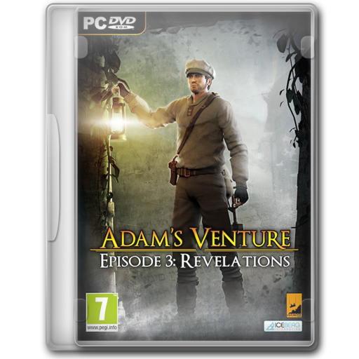 Adams Venture Episode 3 Revelations icon