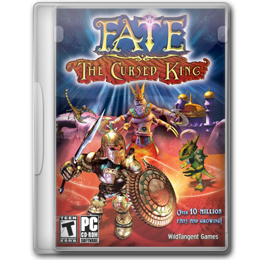 Fate-The-Cursed-King icon