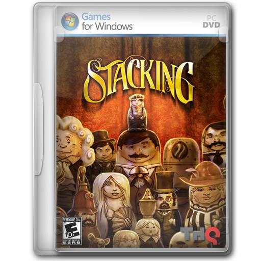 Stacking icon