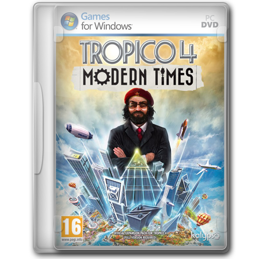 tropico 4 modern times download
