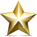 golden star icon