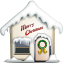 http://icons.iconarchive.com/icons/jj-maxer/merry-christmas/64/home-icon.png