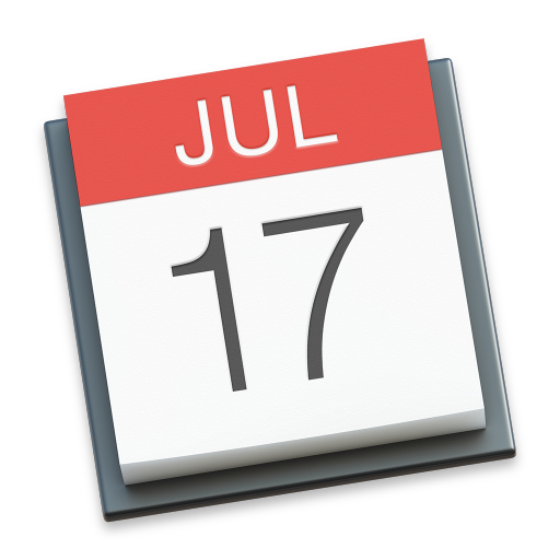 Calendar Planner Osx : Calendar icon os yosemite preview iconset johanchalibert