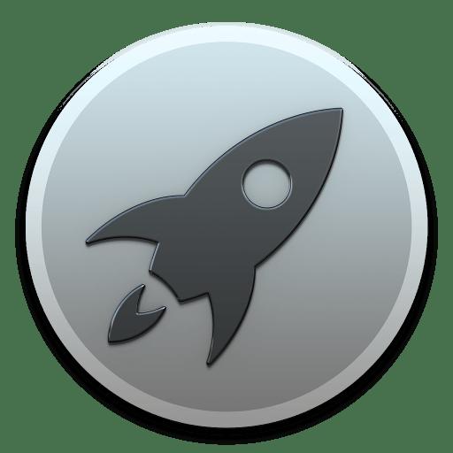 Launchpad icon os x yosemite preview iconset johanchalibert - Apple icon x ...
