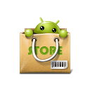 http://icons.iconarchive.com/icons/joker-design/android/128/store-icon.png