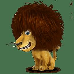 Lion Icon | Circus Iconset | Joker Design: www.iconarchive.com/show/circus-icons-by-joker-design/lion-icon.html