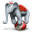 http://icons.iconarchive.com/icons/joker-design/circus/64/elephant-icon.png