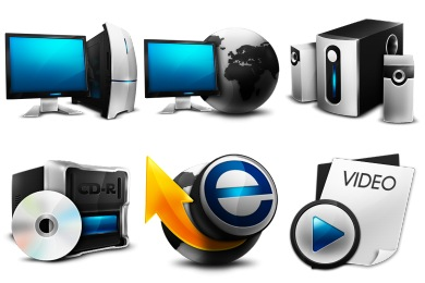Emluator Icons