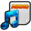 File-Audio icon