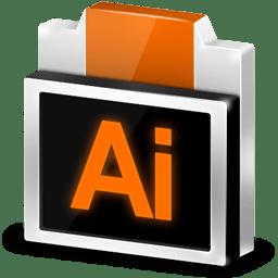 File Adobe Illustrator icon