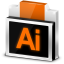 File Adobe Illustrator icon