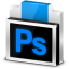File Adobe Photoshop icon
