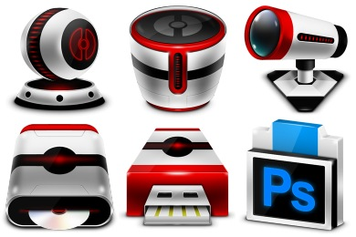 Thermonuke Icons