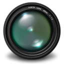 Aperture 3 green icon