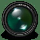 Aperture 3 green icon