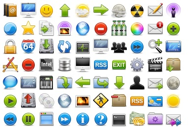 Danish Royalty Free Icons