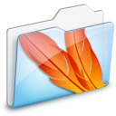 folder CS2 ImageReady icon