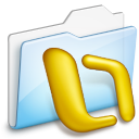 folder Microsoft Office icon