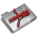Adobe Acrobat Reader CS3 Overlay icon