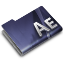 Adobe-After-Effects-CS3-Overlay icon