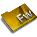 Adobe-FireWorks-CS3-Overlay icon