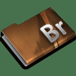 Adobe Bridge CS3 Overlay icon