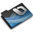 Word Dark Overlay icon