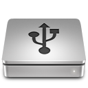 Aluport USB icon