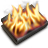 Burn icon